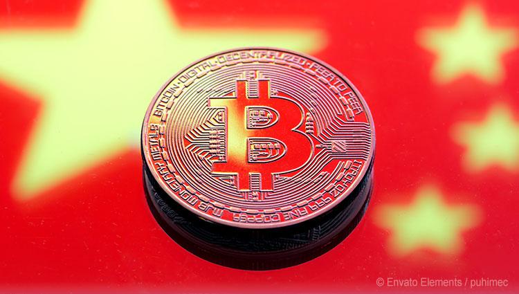 Hat China Cryptocurrency vorher verboten