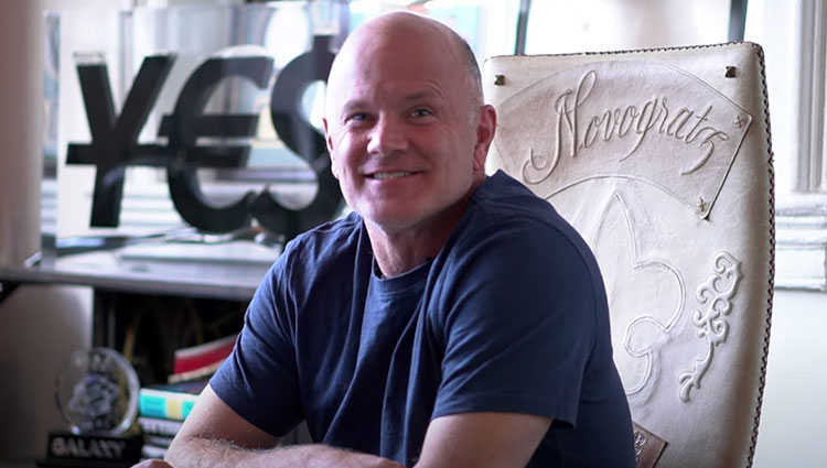 Michael Novogratz Bitcoin Prognose